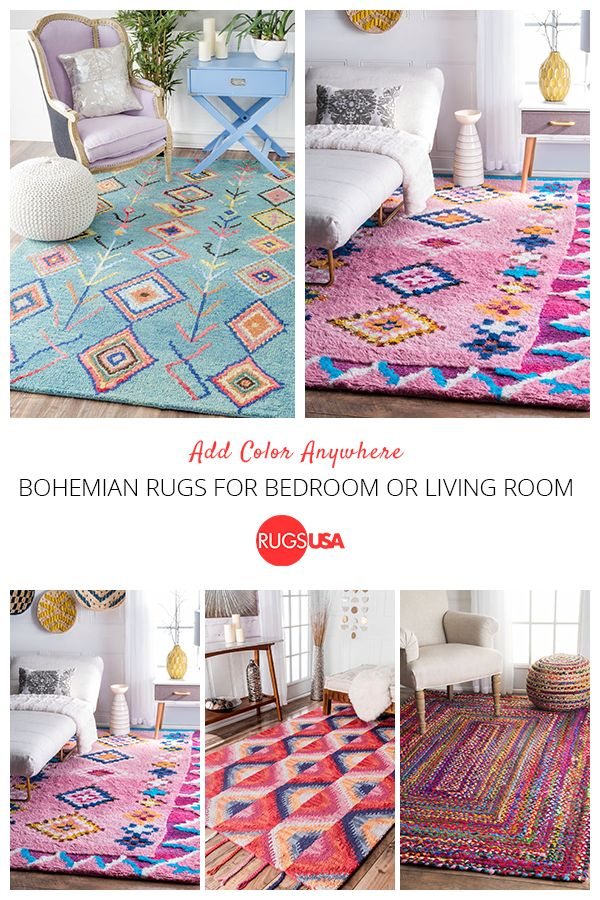Rugsusa Bohemian Rugs For Bedroom Or Living Room 600 900